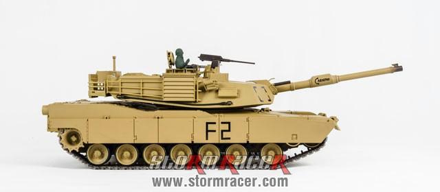 US M1A2 ABRAMS xích kim loại 015