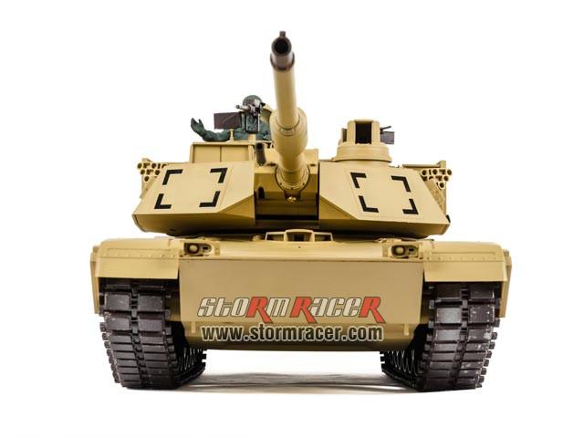 US M1A2 ABRAMS xích kim loại 017