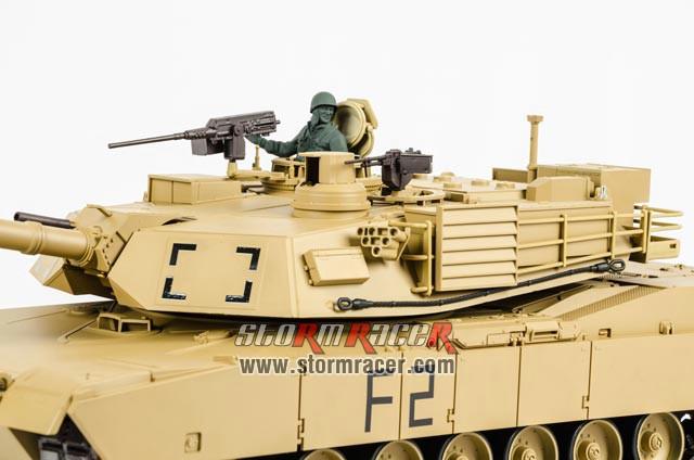 US M1A2 ABRAMS xích kim loại 018