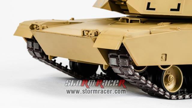 US M1A2 ABRAMS xích kim loại 020