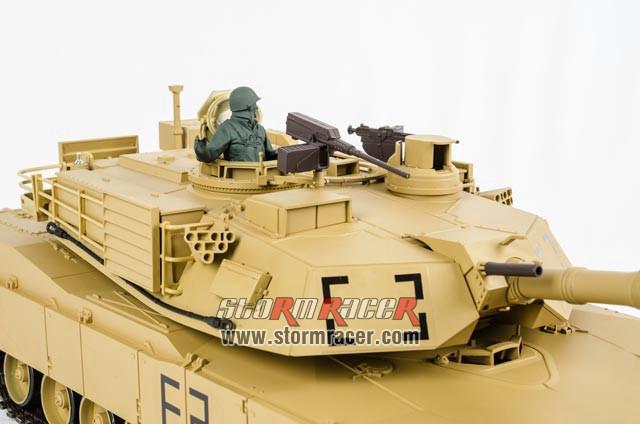 US M1A2 ABRAMS xích kim loại 021