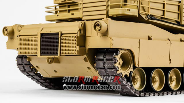 US M1A2 ABRAMS xích kim loại 023