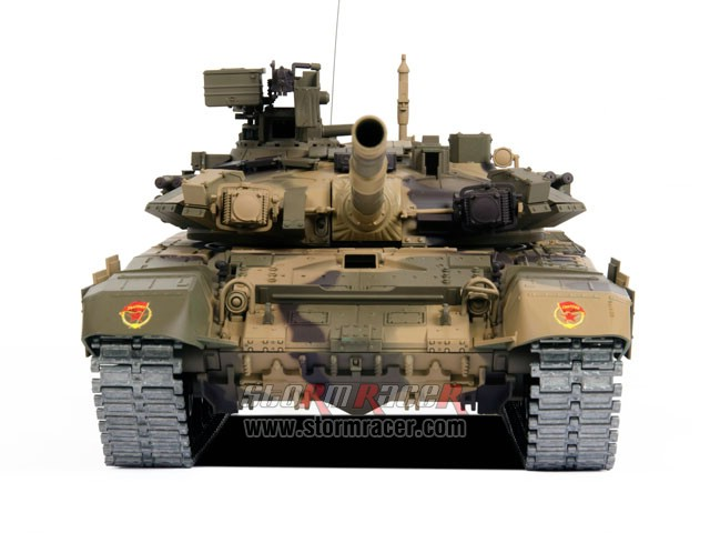 Tank Russian T90 1/16 Xích Kim Loại (RTR 2.4G) 012
