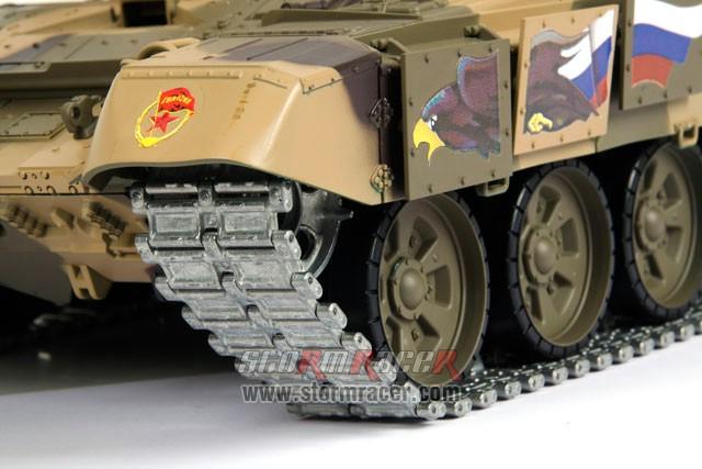 Tank Russian T90 1/16 Xích Kim Loại (RTR 2.4G) 019