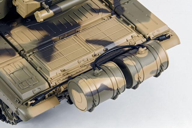 Tank Russian T-90 1/16 Xích Nhựa (RTR 2.4G) 018