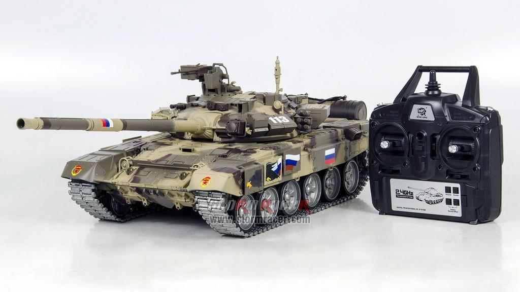Tank New T-90 v.6.2 (Upgrade 2019) 003