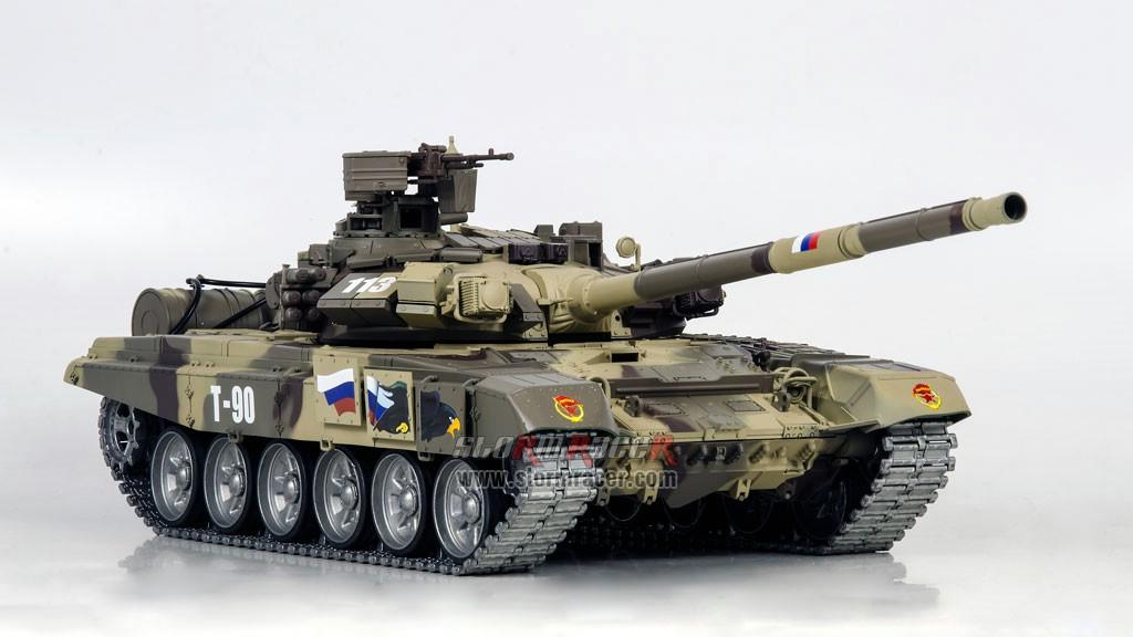 Tank New T-90 v.6.2 (Upgrade 2019) 008
