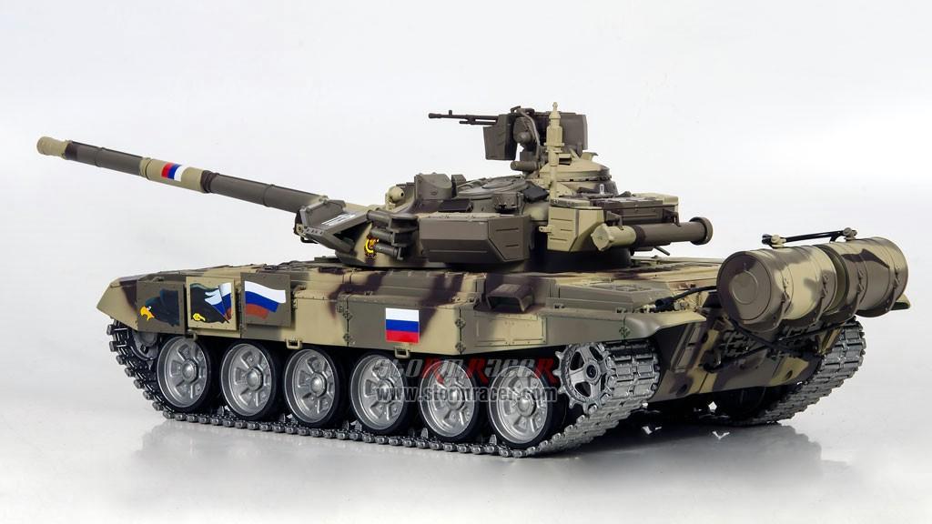 Tank New T-90 v.6.2 (Upgrade 2019) 009