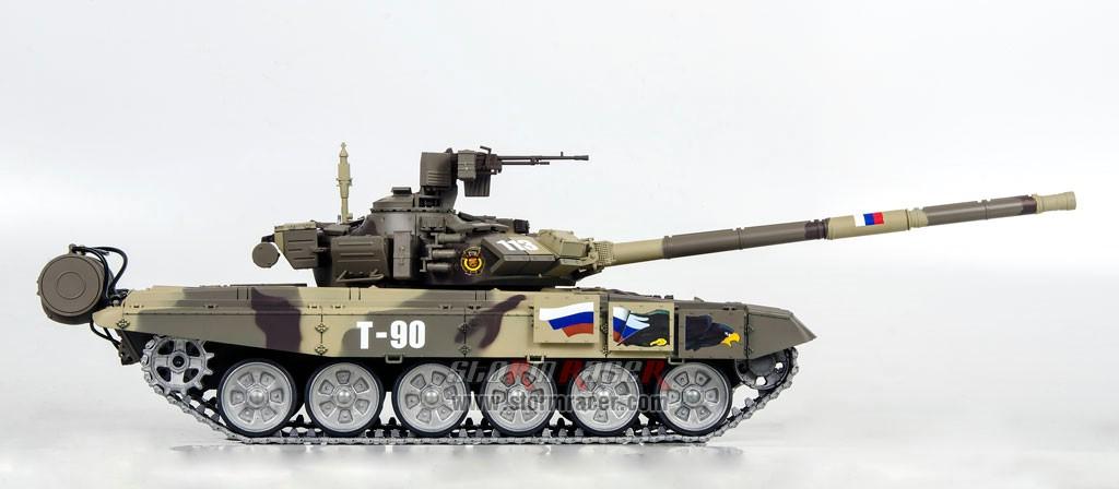 Tank New T-90 v.6.2 (Upgrade 2019) 011