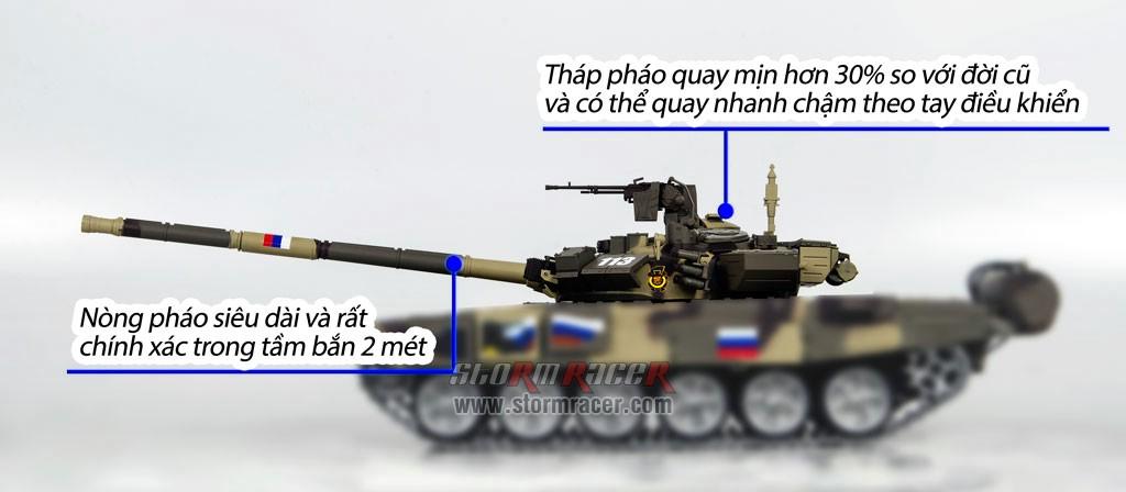 Tank New T-90 v.6.2 (Upgrade 2019) 012