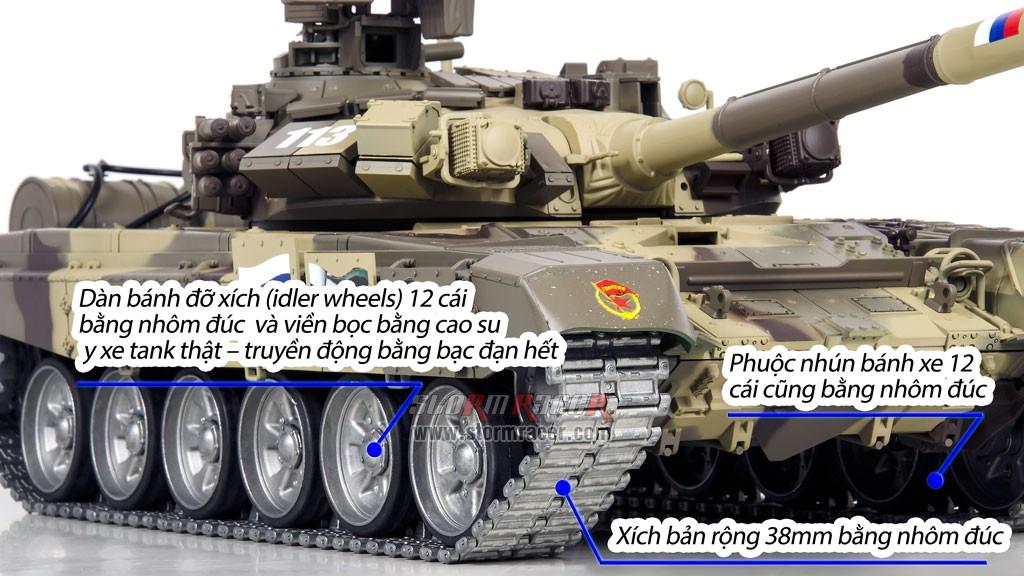 Tank New T-90 v.6.2 (Upgrade 2019) 014