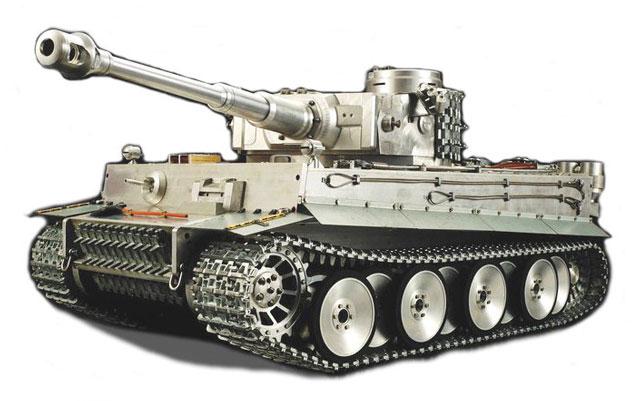 Taigen 1/8 Tank Tiger Full Metal 001