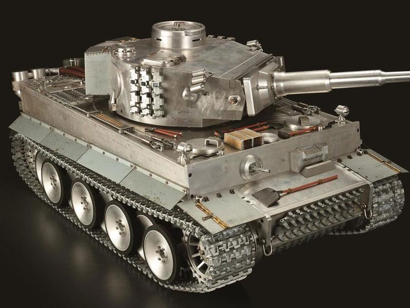 Taigen 1/8 Tank Tiger Full Metal 002