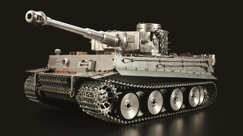 Taigen 1/8 Tank Tiger Full Metal 003