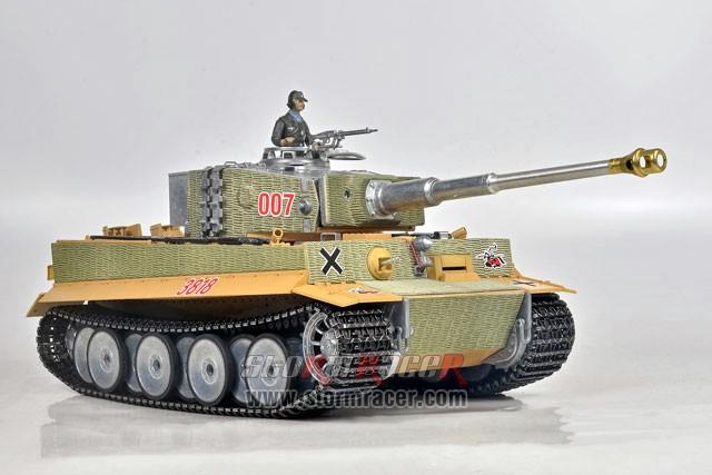 Taigen 1/16 RC Tank Tiger I 012