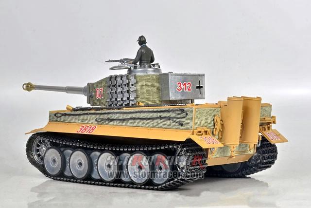 Taigen 1/16 RC Tank Tiger I 014