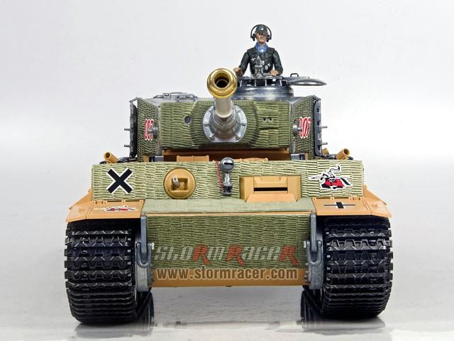 Taigen 1/16 RC Tank Tiger I 030