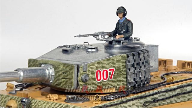 Taigen 1/16 RC Tank Tiger I 036