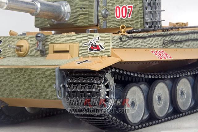 Taigen 1/16 RC Tank Tiger I 038