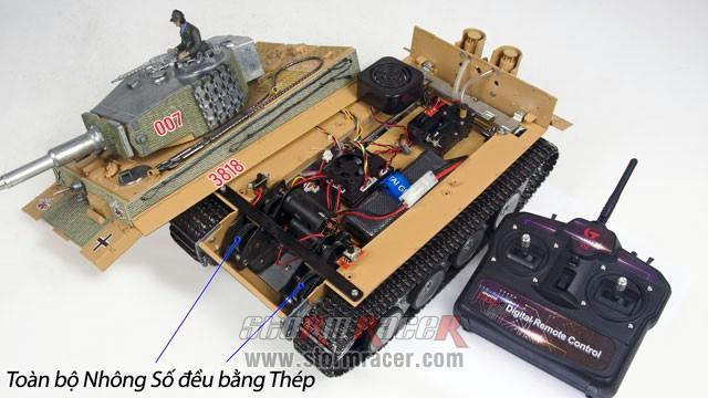 Taigen 1/16 RC Tank Tiger I 041