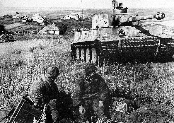 Taigen 1/16 RC Tank Tiger I