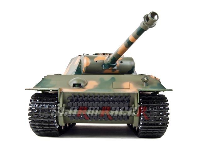 Tank German Panther Xích nhựa (1/16RTR)