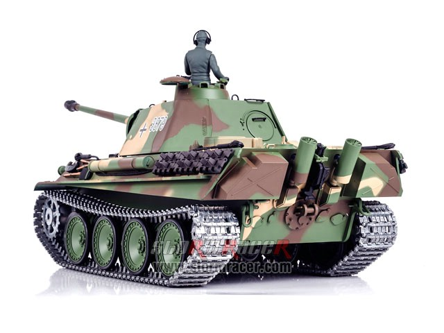 Tank German Panther Type G 2,4G 018