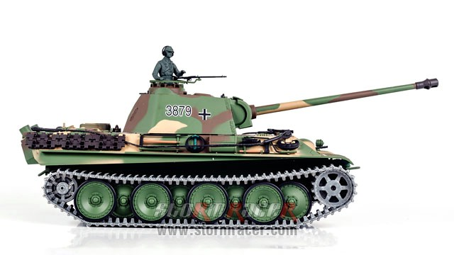 Tank German Panther Type G 2,4G 019