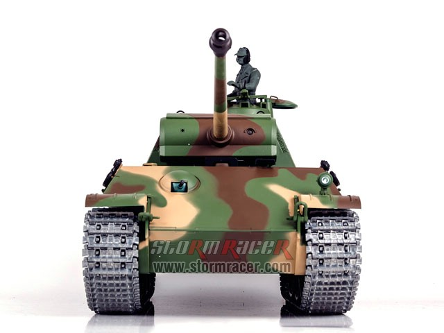Tank German Panther Type G 2,4G 021