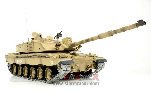 Tank British Challenger 2 xích kim loại 1/16 (2,4G RTR) 013