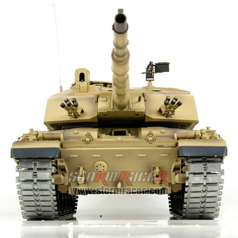 Tank British Challenger 2 xích kim loại 1/16 (2,4G RTR) 020