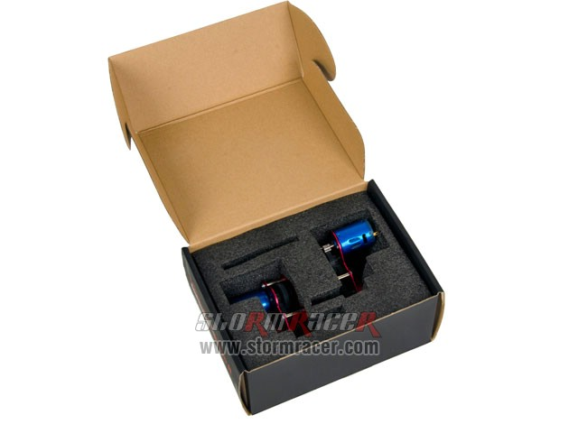 HengLong M1A2/Leopard/Challenger Optional Gear-Box 001