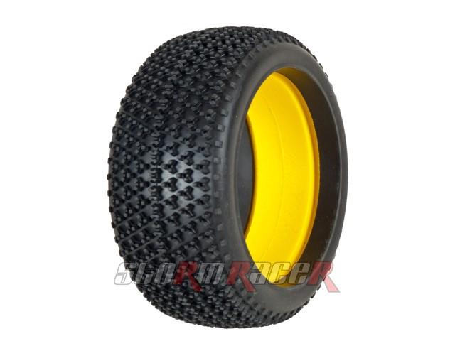 Hongnor 1/8 Buggy Tire BT-119 (2P) w/foam