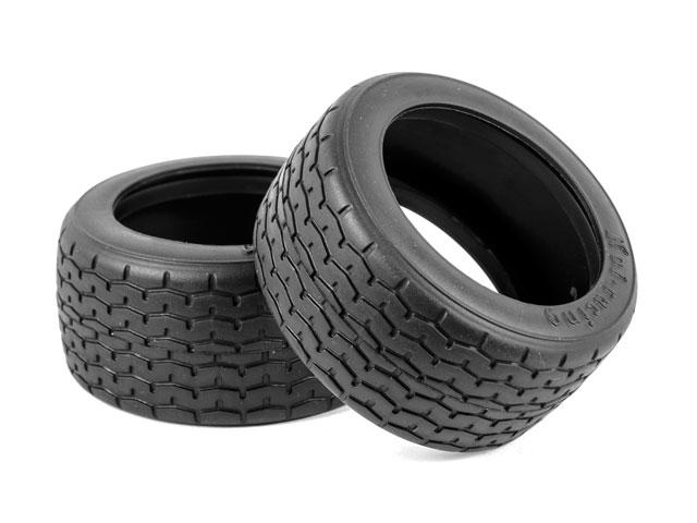 HPI Vintage Racing Tires 31mm (2P) #4797 002