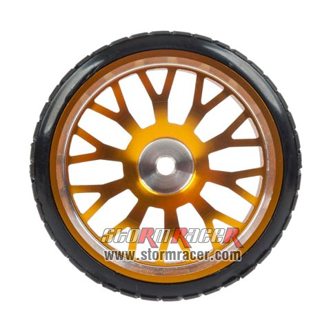 1/10 Drift Tires Set 26mm #8118A