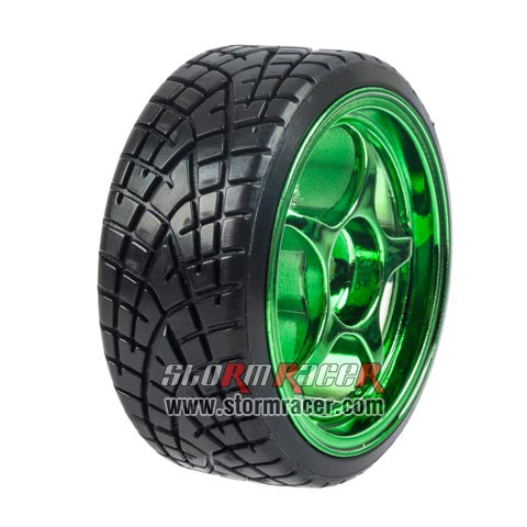 1/10 Drift Tires Set 26mm #8130G