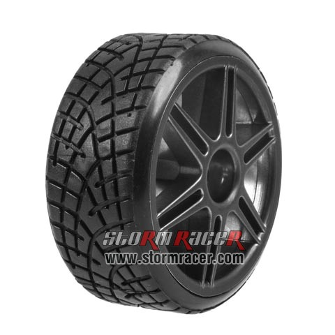 1/10 Drift Tires Set 26mm #8132T