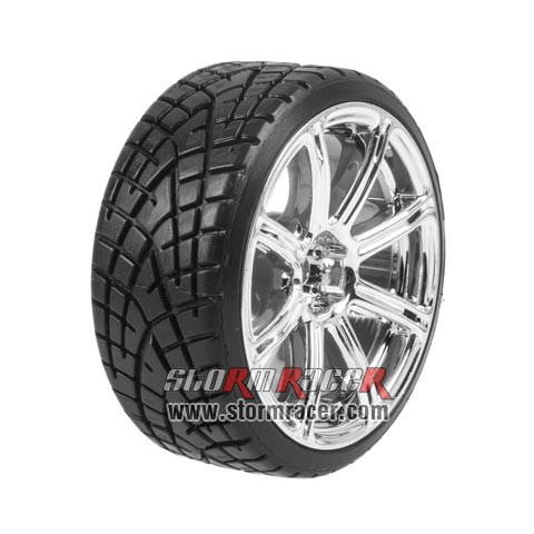 1/10 Drift Tires Set 26mm #8313S3