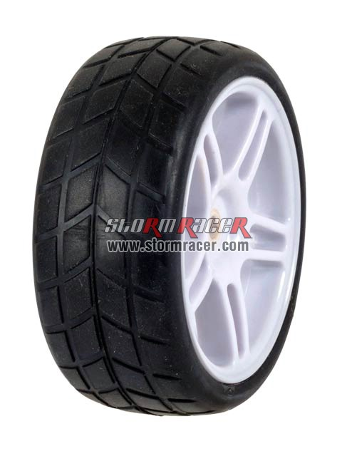 HSP 1/10 Onroad Tires Set (2P) 003