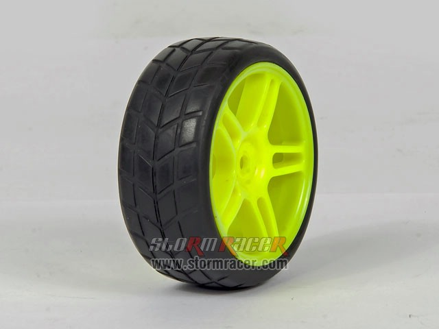 HSP Onroad Tires 1/10 004
