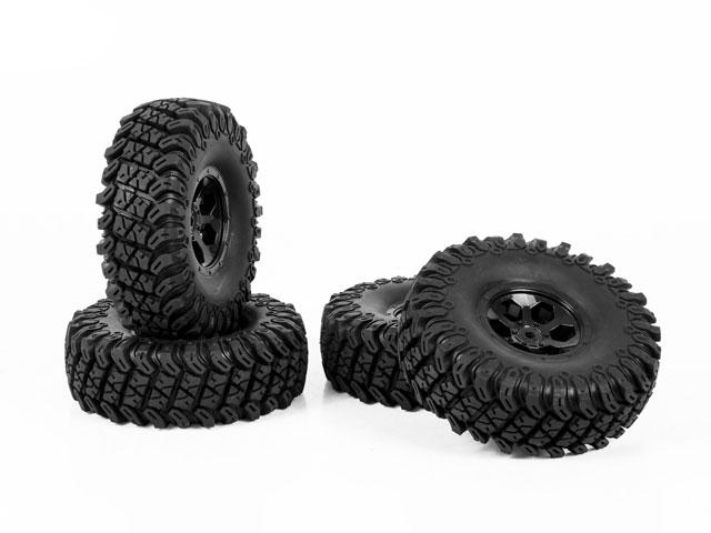 RGT Rock Tires Set 120mm 002