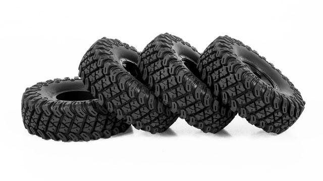 RGT Rock Tires Set 120mm 003