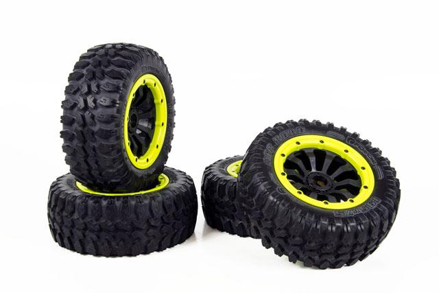 FID 1/5 Monster Tires Set 195*75mm (4P) 003