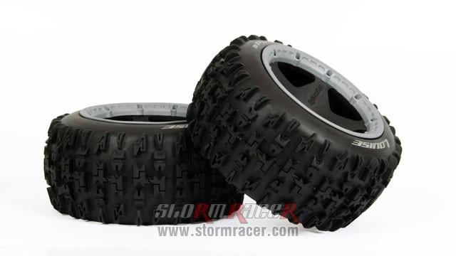 Louise 1/5 Baja Rear Tires Set L-T3243 002