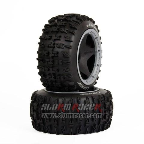 Louise 1/5 Baja Rear Tires Set L-T3243 003