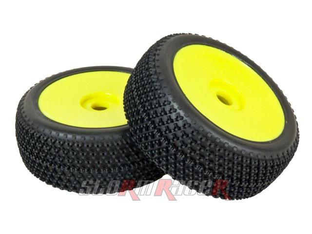 Hongnor 1/8 Buggy Tires Set BT-119 (2P) Grass-Pins