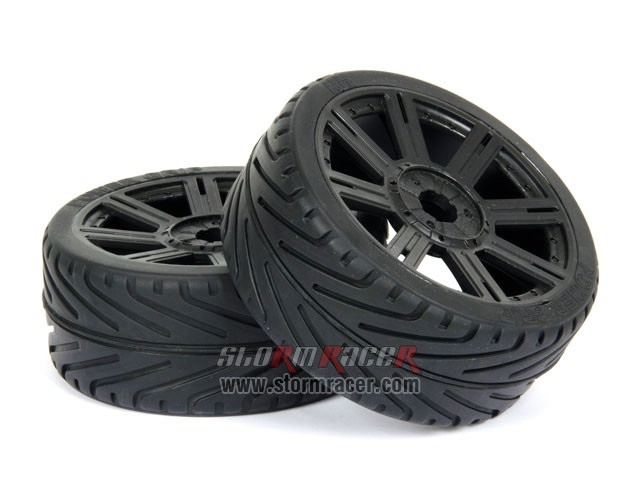 Hongnor BT-110 Black Wheel 001