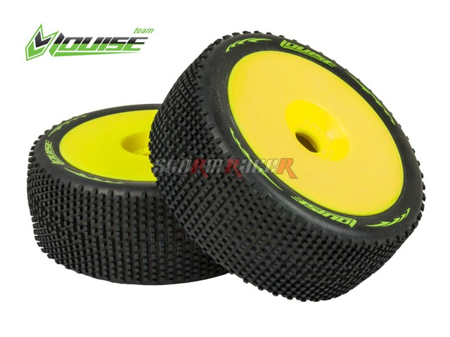 Louise 1/8 B-GROOVE Soft Compound