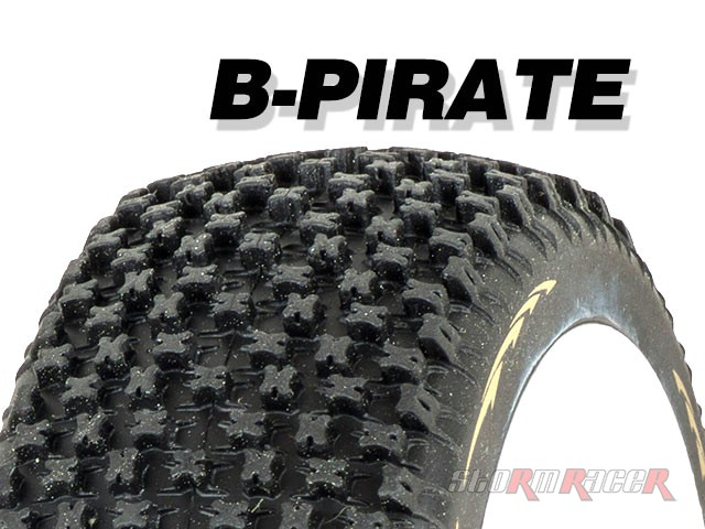 Louise 1/8 B-PIRATE Soft Compound