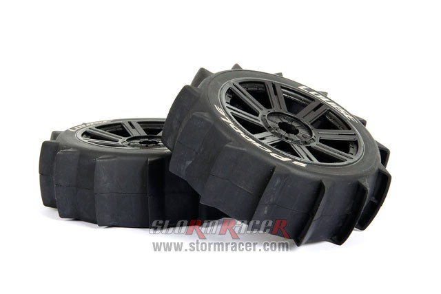 Louise B-Paddle 1/8 Buggy Tires (2P) 001
